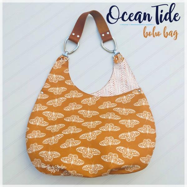 Ocean Tide Boho Bag pattern