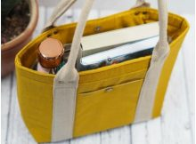 Albany Project Tote Bag sewing pattern