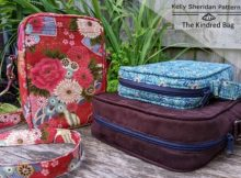 Kindred Bag (3 sizes & video) sewing pattern