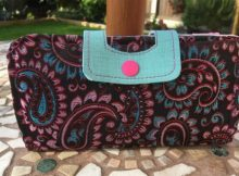 Persephone Wallet pattern