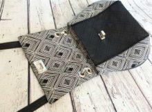 Belinda Bag (2 sizes) sewing pattern