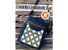 Cordelia Crossbody Bag sewing pattern