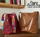 Deyjon Bucket Bag (with video) sewing pattern