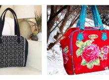 Ellory Bag sewing pattern