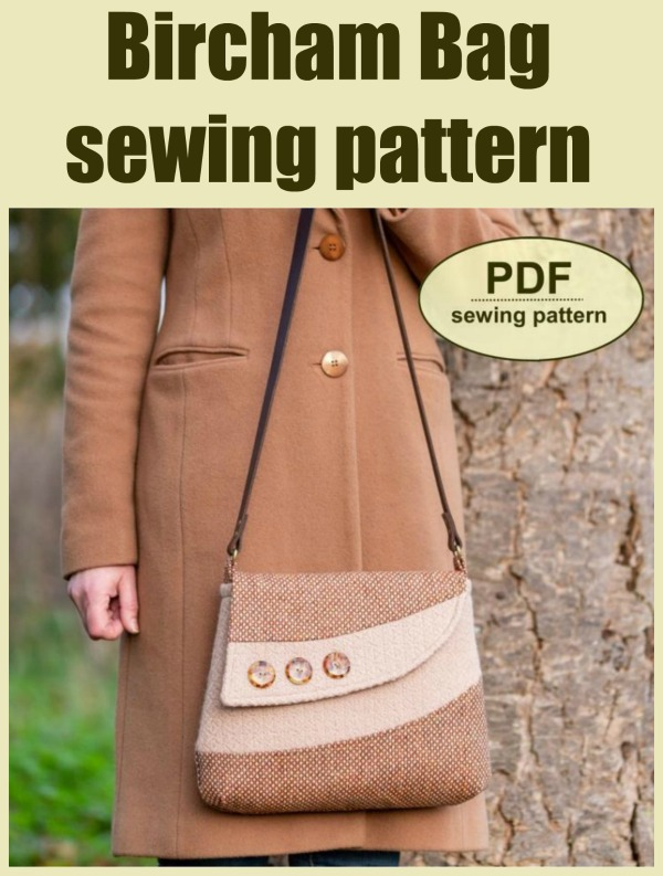 Bircham Bag sewing pattern