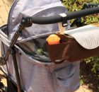 DIY Baby Stroller Bag FREE sewing video tutorial
