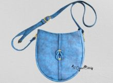 Infinity Crossbody Bag sewing pattern