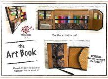 Art Book sewing pattern