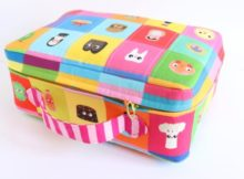 Small World Suitcase sewing pattern