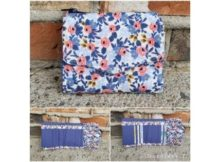 Sewing pattern for the Demi Wallet