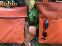 Rubie Crossbody Runaround Bag sewing pattern