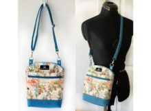Serendipity Hipster Bag sewing pattern