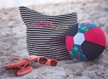 FREE sewing pattern for a Tote Bag