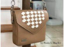 Amber Messenger Bag sewing pattern