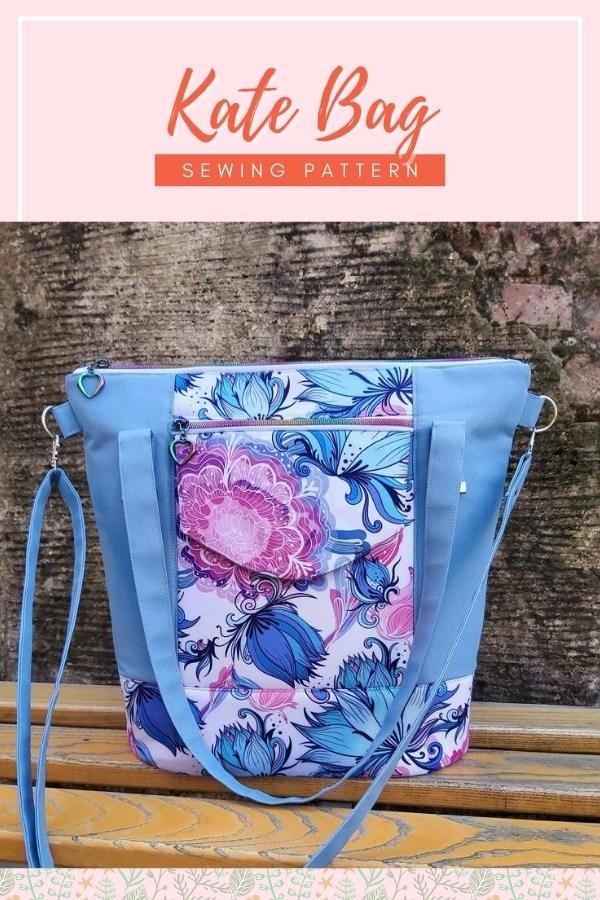 Kate Bag sewing pattern