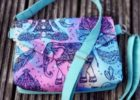 MIA Crossbody Bag FREE sewing pattern (with video)