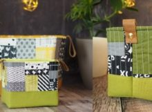 Sacramento Fabric Storage Cubes (3 sizes) sewing pattern