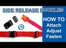 Side Release Buckle Video